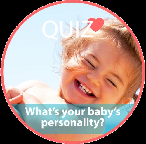 Baby Temperament Quiz