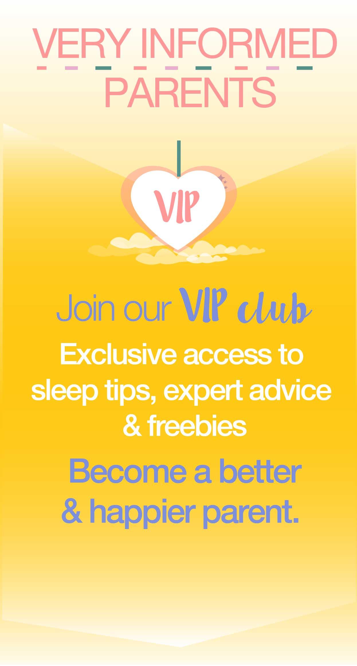 vip club baby sleep made simple