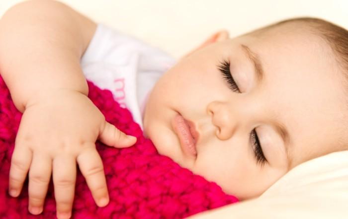 teach baby to sleep through the night adorable chunky sleeping baby