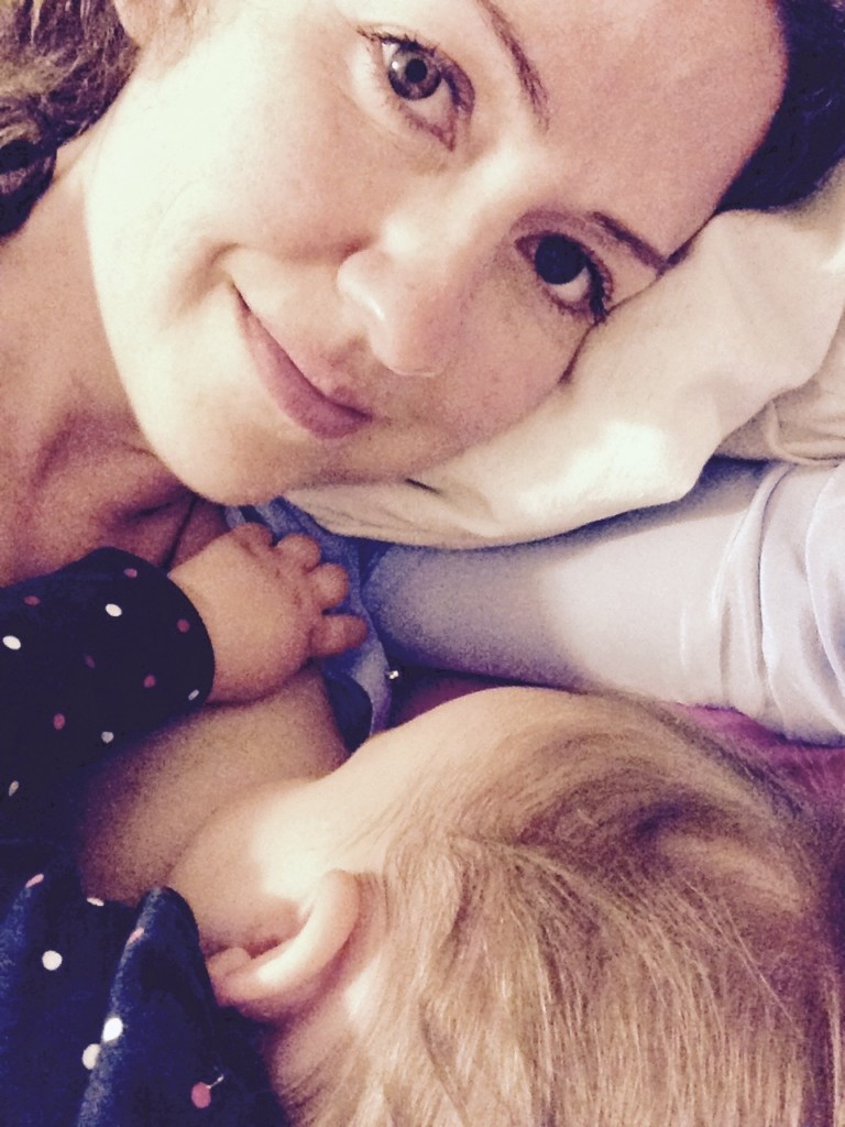 9 funny reasons why I still breastfeed my toddler