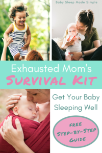 Exhausted Mom's Survival Kit