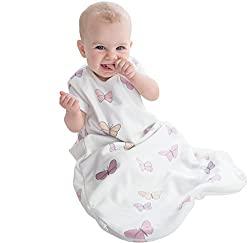 woolino summer baby sleep sack bag